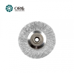 Unmounted Disc- Stainless Steel Wire