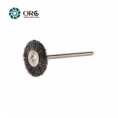 Miniature Brush-Steel Wire