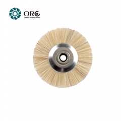 Unmounted Disc- White Bristle