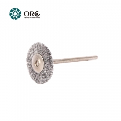 Miniature Brush-Stainless Steel Wire