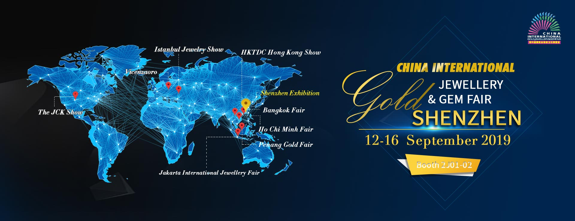 China international jewelry & gems fair Shenzhen